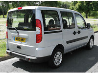 2010(10) FIAT DOBLO 1.4 DYNAMIC LOW FLOOR WHEELCHAIR ACCESSIBLE VEHICLE