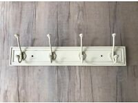 Coat pegs - shabby chic