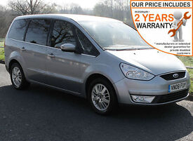 2008(08) FORD GALAXY 2.0 TDCi GHIA LIBERTY AUTO WHEELCHAIR ACCESSIBLE VEHICLE