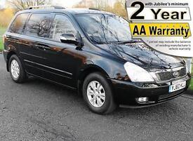 2011(60) KIA SEDONA 2.2 CRDi 2 LIBERTY AUTO LOW FLOOR WHEELCHAIR ACCESSIBLE