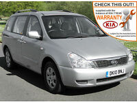 2010(10) KIA SEDONA 2.2 CRDi 1 LOW FLOOR WHEELCHAIR ACCESSIBLE VEHICLE