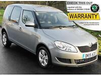 2015(15) SKODA ROOMSTER 1.6 TDi CR SE LIBERTY LOW FLOOR WHEELCHAIR ACCESSIBLE
