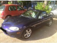 2003 mx5 1839cc 41000 miles 1 previous owner