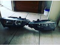 Bmw f30 3 series headlight BOTH SIDE very good condition
