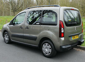 2013(62) CITROEN BERLINGO 1.6 HDi XTR MULTISPACE AIRDREAM AUTO WHEELCHAIR ACCESS