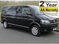 2010(10) VW CARAVELLE 2.0 TDi SE + EXEC PACK LWB DSG AUTO WHEELCHAIR ACCESSIBLE