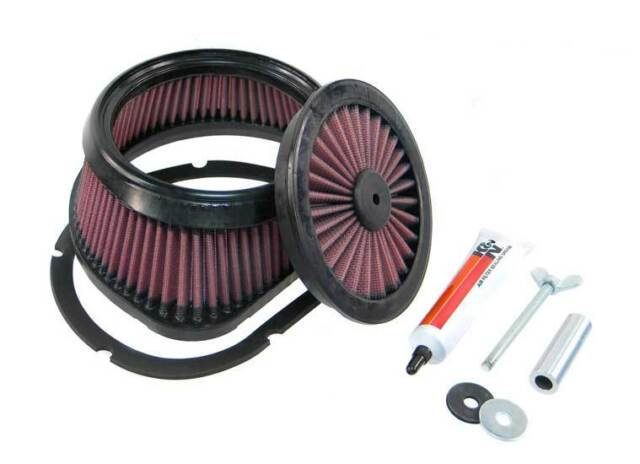 K&N AIR FILTER FOR HONDA CRF450R 444 2002 ONLY HA-4502