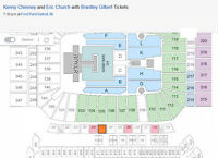 2 Seats to Kenny Chesney @ Ford Field | Sat, August 22nd