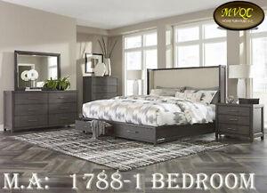modern bed sets, double bedroom sets, king & queen bedroom sets
