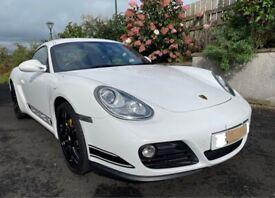 Porsche, CAYMAN, Coupe, 2010, Manual, 2893 (cc), 2 doors