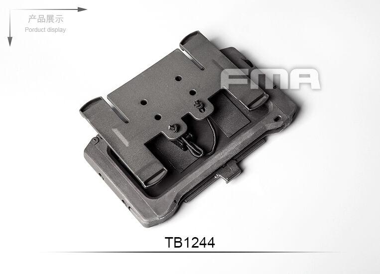 FMA TB1244 caza táctico Molle móvil de la Bolsa Funda Para Iphone 6//6S