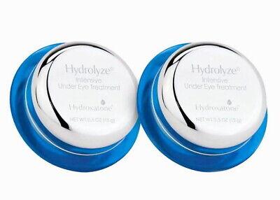 Hydroxatone Hydrolyze Intensive Anti Aging Cream Under Eye Treatment - 2 pack