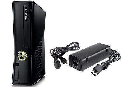 Microsoft Xbox 360 Slim Console (4GB) with Power Supply for sale  Surrey