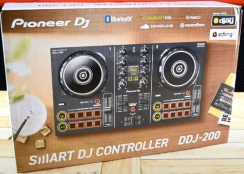 New Pioneer DJ DDJ-200 2-deck Rekordbox DJ Digital Controller