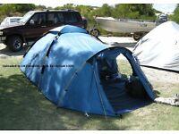 Khyam McInley instant erect tent - sleeps 3