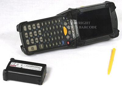 Symbol Motorola Mc9090-ku0hcefa6wr Wireless 1d Laser Barcode Scanner Computer