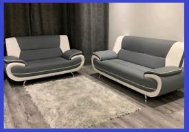 🤝🥴 Grey Offer🥴🤝 Palmero 3+2 or corner sofa