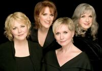 A QUARTETTE Christmas Concert | Owen Sound Roxy Theatre