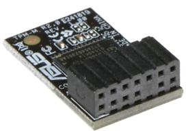 ASUS 14-1 Pin TPM Module Trusted Platform Module TPM-M R2.0 (14Pin)