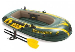 inflatable 2 person boat