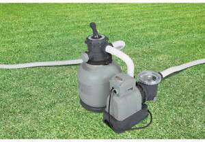 Intex sand filter pool pump - 6056LPH Roleystone Armadale Area Preview