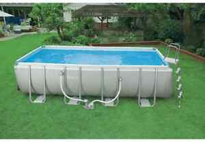 Pool for sale used only last summer