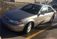 2000 Acura EL 1.6 with inspection papers