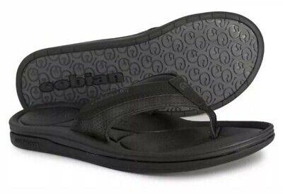 COBIAN BLACK BOLSTER ARCHY Sandals Mens SIZE 11 Cobian Mens Sandals