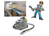 Car painter / sprayer / prepper, mechanic and valeter wanted
