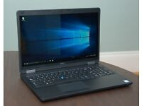 DELL LATITUDE E5570 15.6 LAPTOP,CORE I5-6300U 2.4GHZ,256GB SSD,8GB RAM,WINDOWS 10,COMES WITH CHARGER