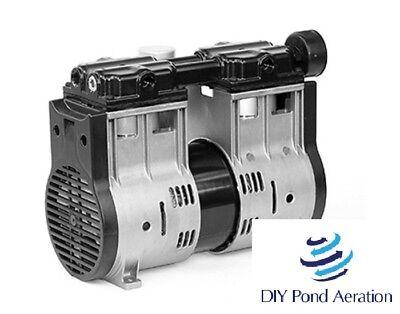 New 2775ce50 Thomas Vacuum Veneer Pumpcompressor 5.5cfm 26hg 100psi
