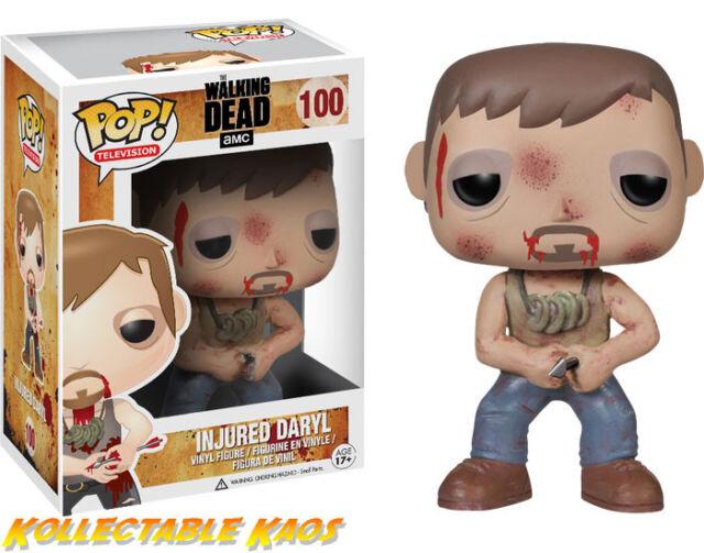 The Walking Dead - Daryl Dixon Injured Pop! Vinyl Figure