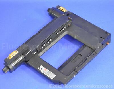 Lep Ludl Motorized Stage For Zeiss Axiovert 100 Axiovert 200 Inverted Microscope