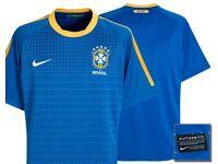 Brasil Nike Away shirt 2010/2012 Large