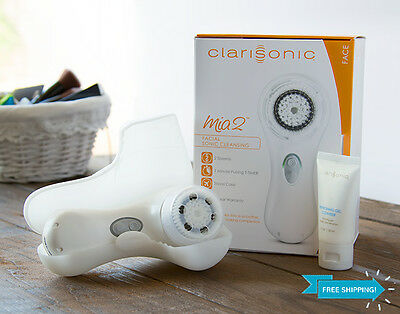 New Clarisonic Mia 2 Sonic Skin Cleansing System Various Colors White Sealed