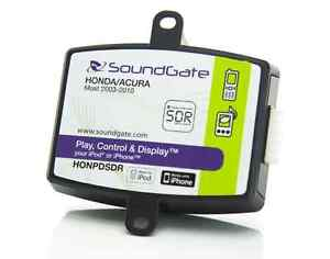 Soundgate iPod, iPhone Plug-N-Play Interface for GL1800