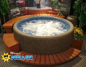 Stay Warm This Winter With A Softub! Huge Savings!