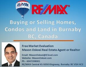 Buy or Sell Home in Burnaby Real Estate, MLS Listing - RE/MAX