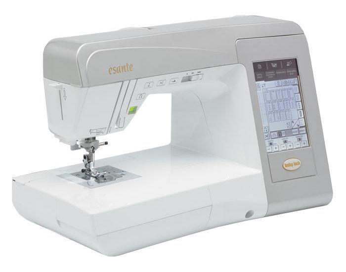 Baby Lock Esante Computerized Sewing Machine EBay Unique Baby Lock Sewing Machines