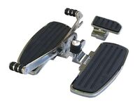 Driver Floorboards w/Heel/Toe shifter