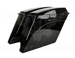 BRAND NEW!! STRETCHED HARLEY DAVIDSON SADDLEBAGS EXTENDED HD