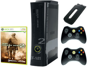XBOX 360 LIMITED EDITION CALL OF DUTY MODERN WARFARE 2