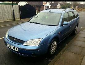 Ford mondeo 1.8 petrol estate