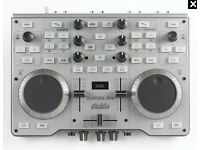 DJ Mixer - Hercules MK4 midi DJ Controller with integrated sound card - Like New