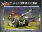 THUNDER MODEL 35211 BRITISH 7,2 INCH HOWITZER 1/35
