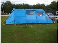 tent and extras
