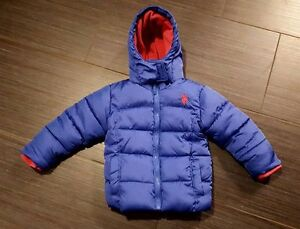 Polo winter jacket - excellent condition - 24 months Strathcona County Edmonton Area image 1