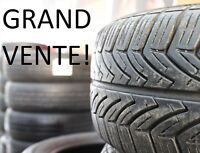 "19"" Used Tires! Pneus Usages 19""! Grand Vente! Huge Sale!"
