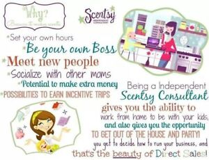 Are YOU a past Scentsy consultant? Want to come back?