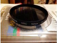 Hoya ND8 HMC Filter for 52mm Lenses